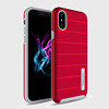 For iphone 6P/6S/7/8/X Hybrid Matte red tpu cell phone case ,TPU mobile Phone Cover