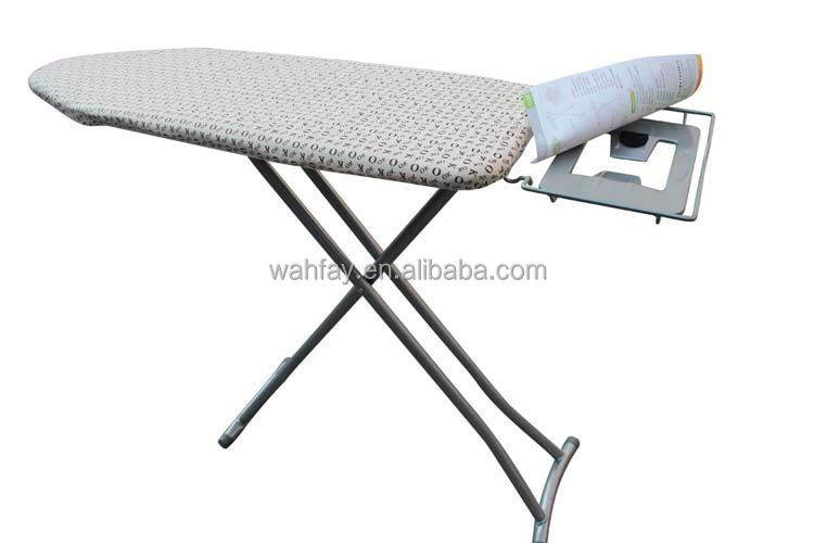 folding Ironing Board with fire retardant cloth