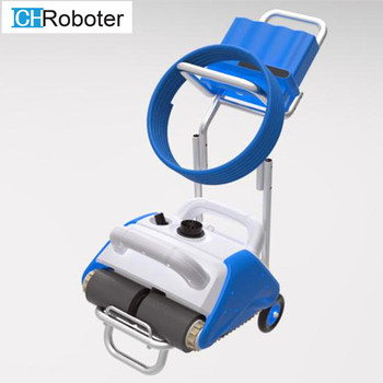 2016 newest robotic swimming pool cleaner with AC/DC Mixed Use.