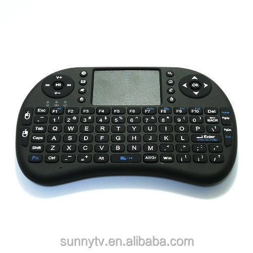 English Keyboard Rii i8 fly Air Mouse Remote Control Touchpad Handheld Keyboard for TV BOX PC Laptop Tablet Mini PC kofi remotes