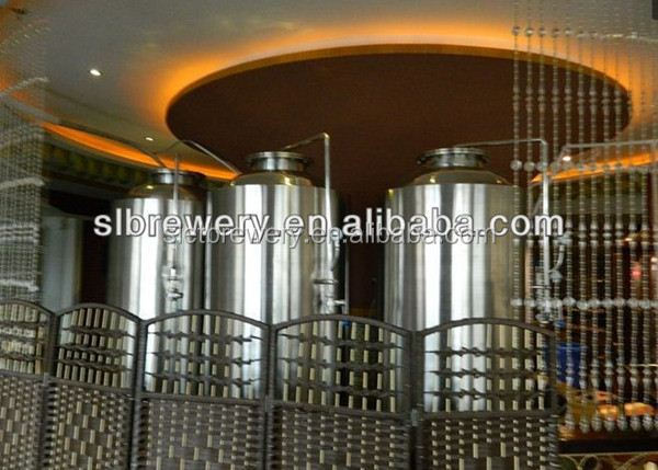 Complete brewery micro brewery stainless steel tanks beer brewery equipment microbrewery 50 l