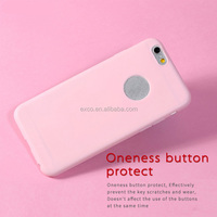 EXCO new model alibaba express soft TPU multicolor bulk buy from china OEM cell mobile phone cases skins for iPhone6s plus
