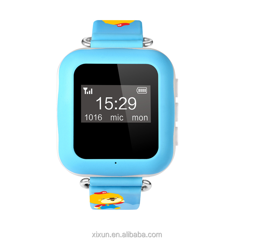 2015 mini children gps sos watch/smart bracelet gps tracker with ios/android app