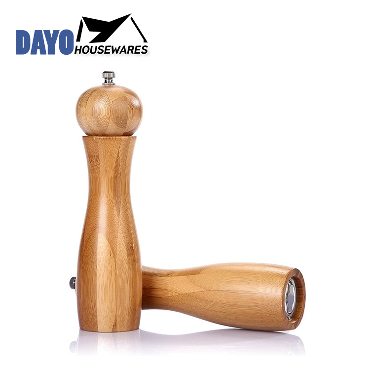 Competitive Price Most Popular Hand Wooden Salt and Pepper Grinder