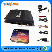 GPS Tracking unit for lorry /truck/automobile carrier/bus/van/MVP with RFID reader ,fuel sensor ,temperature sensor ,OEM