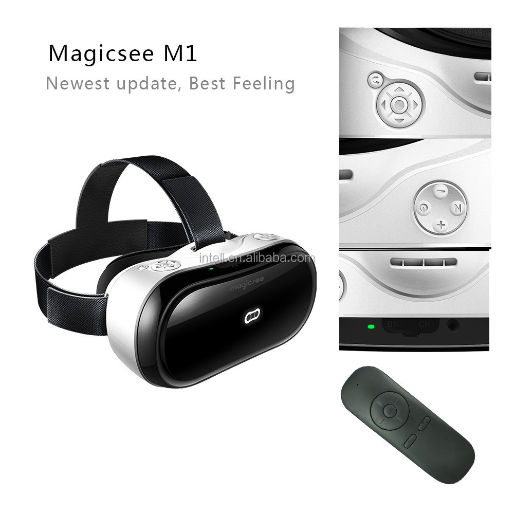 android vr glasses no phone , vr glasses with Displays Android OS Android 4.4 Vr All In One VR Headset , high level vr glass