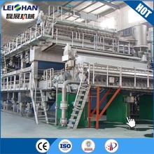 Environment friendly a4 copi paper machine/waste paper recycling production line/a4 paper making machine