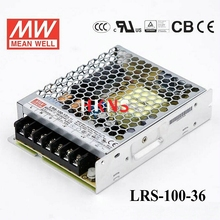 Mean Well 100W 36V 2.8A Switching Power Supply LRS-100-36 ROHS Approved