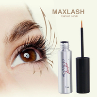 MAXLASH Natural Eyelash Growth Serum (Stainless Steel Private Label Wholesale Eyelash Extension Tweezer)