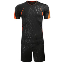 Top quality soccer jersey set sublimation football uniform hot sale cheap price sportswear from alibaba china