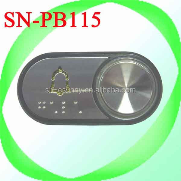 Elevator Braille Button push button SN-PB115 braille optional