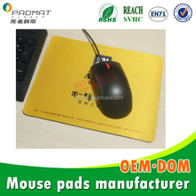 cheap custom mouse pad, flat rubber mouse pad, cheap rubber mousepad