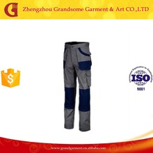 Custom-tailor Working Clothing High Quality Two Tone Work Cargo Pants