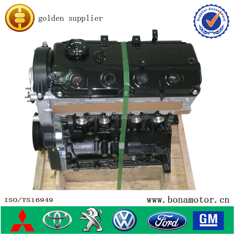 auto parts for MITSUBISHI 4G64 V31 complete engine