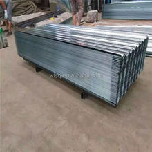 GI galvanized corrugated iron sheet /zinc metal roofing price