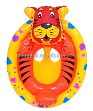 PVC inflatable baby swimming rings & circles/ inflatable animal toy