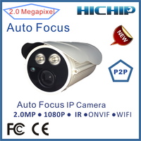 Factory Video surveillance ONVIF P2P IP camera 1080p hd 2mp wireless security ipcam sd card slot wifi outdoor home CCTV camera