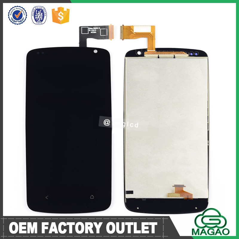 Replacement LCD And Digitizer Assembly For HTC Desire 500 Screens Quality Assurance 100%