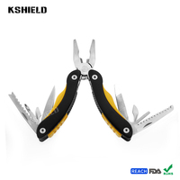 Novelty Small Multi Function Adjustable Pliers Tool Slip Joint Plier