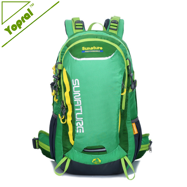 High Quality Professional Waterproof Camping Hiking <strong>Backpack</strong> With Multiple Compartment