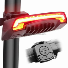 Waterproof safety laser beams lamp, warning flashing turn signals bicycle LED rear light, bicycle dynamo light set