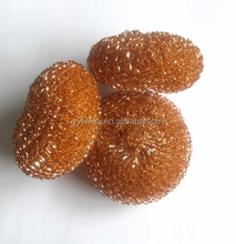 20g*3pcs copperize steel scourer/household/ scotch brite clean ball