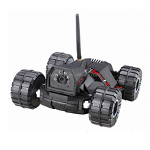 Smart Phone IOS/ Andriod Control 4CH WIFI Control RC Spy Car Toys With HD Camera FC116B