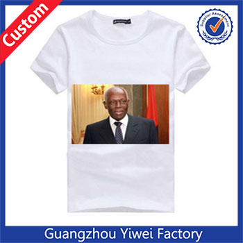 OEM Led T Shirt Custom Election T-Shirt Design With High Quality