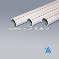 Plastic Tubes competitive price PPR pipe/PPR hot water pipe
