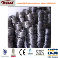 Steel Wire For Nail Making/14 Gauge Galvanized Steel Wire SAE1018B