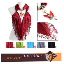 Supplies Wholesale Hot Fashion Scarf Necklace