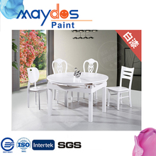 Wood furniture refinishing lacquer wood varnishing paint coating