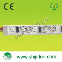 12V pixel LPD 8806 led strip ic rgb smd5050 flex strip 48leds per meter