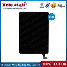 original for ipad air 2 lcd display and digitizer touch screen assembly