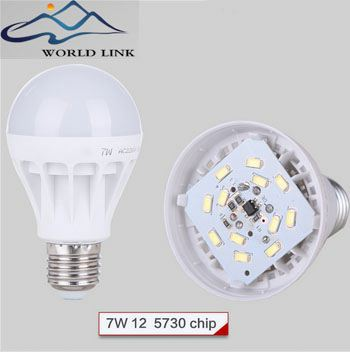 Top Quality led e22 bulb lampe 5w