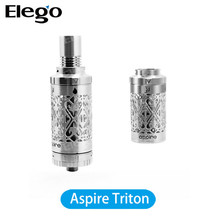 New Product 2016 HOTTEST Aspire Triton 3.5ML Top Filling Atomizer Aspire Triton with Adjustable Air Flow Atomizer