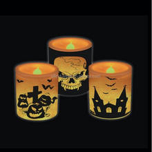 us.my.alibaba.com/product wholesale battery powered electronic large round halloween 4 inch sparkling led candles