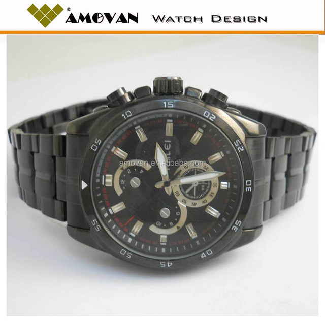 japan movt quartz watch stainless steel back products china military watch your logo custom watches chronograph