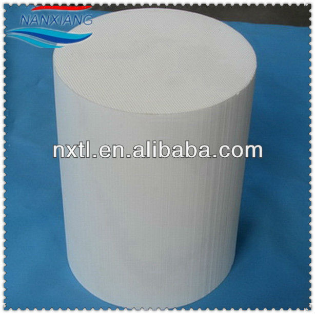 cordierite honeycomb ceramic catalyst converter