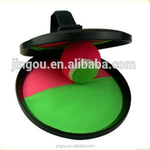 Rubber Suction Ball Toy Catch Game