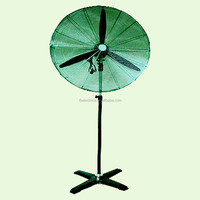 Large metal air cooler fan with strong wind