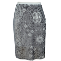 wholesales Summer Casual Ladies Chiffon pleated skirt