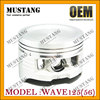 Motorcycle Engine Parts ATV Dirt Bike Motorcycle WAVE 125 Piston Assy for Honda