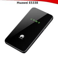 Original Unlock HSPA+ 21.6Mbps E5338 3G Portable Wireless WiFi Router