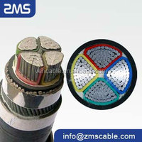 Supply high quality and steel wire armoured fiber optic cable GYTA53
