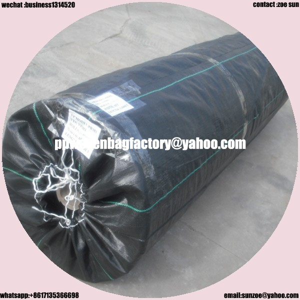 Factory Supplier pp ground cover weed mat for vegetable With Long-term Service