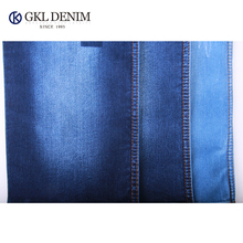 quality polyester viscose spandex bull denim fabric