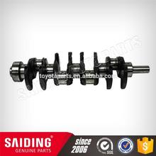 Crankshaft 13401-54061 for Toyota HILUX LN106/107/130 Engine Parts