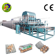 Egg tray manufacturing egg tray forming and drying machine