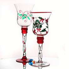 Samyo Handmade Glassware Manufacturer glass candle covers